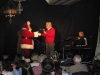 Santa Ed and Neale Donald Walsch