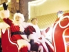 Santa and Mrs Claus Parade