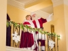 Mrs Claus and Santa at EBELL