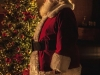 thoughtful santa