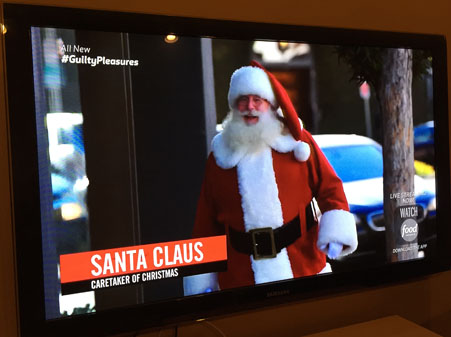 Santa Guilty Pleasures