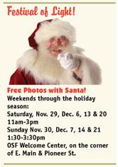 Santa Ed Taylor Hollywood CA