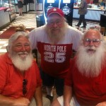 Santa Ed Santa Steve and Santa Kevin 09-05-13