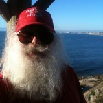 Santa Ed at Cove 09-29-13