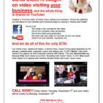 Santa Business Visit 11-02-13