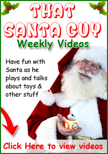 That Santa Guy - Toy Review Videos