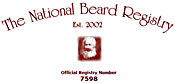 Santa Ed - National Beard Registry