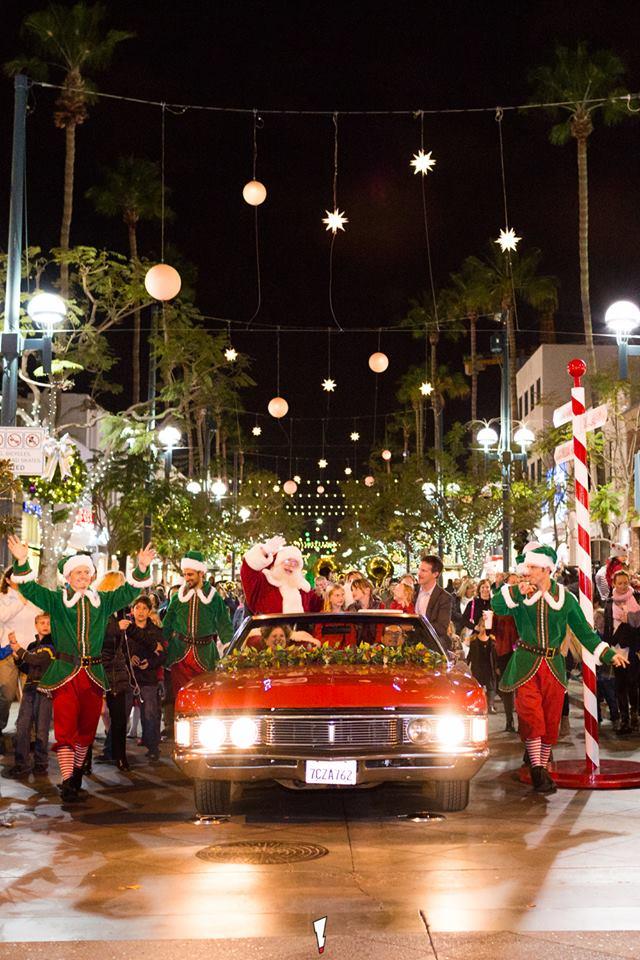 Santa Monica Santa