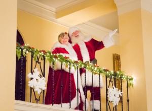 Santa & Mrs Ebell 2014 2