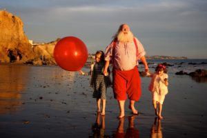 Santa Claus Malibu
