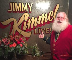 Best Santa Claus LA - Santa Claus Jimmy Kimmel