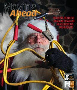 Santa Claus Portrait Model