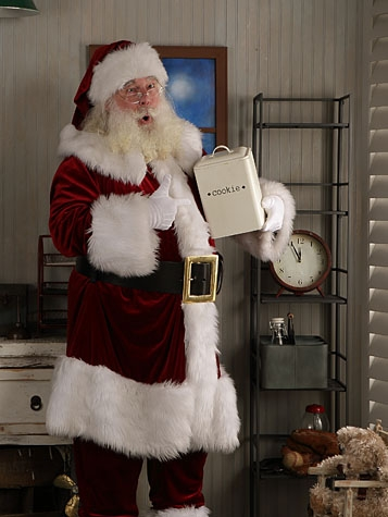 Santa Claus for hire photo shoots - Los Angeles