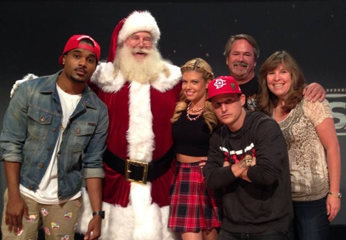 Santa-MTV-Ridiculousness