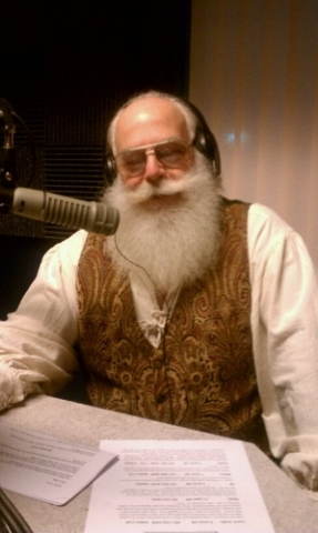Santa doing voice overs Hollywood